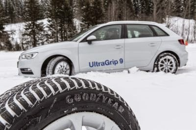 Goodyear UltraGrip 9 Performance