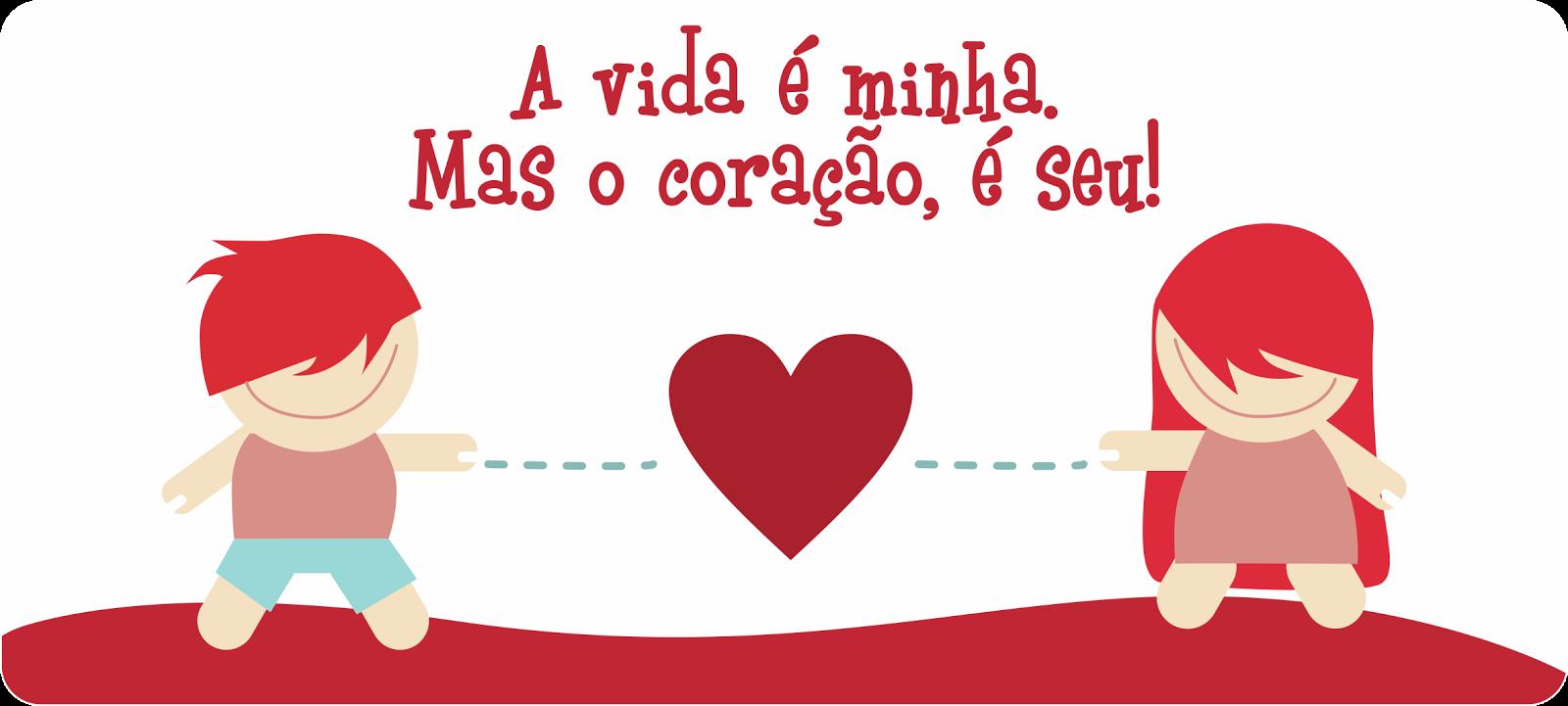 Dia Dos Namorados: Estampas Dia Dos Namorados Canecas 01