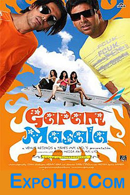 Garam Masala (2005) Full Movie 480p| 720p| Download & Watch Now