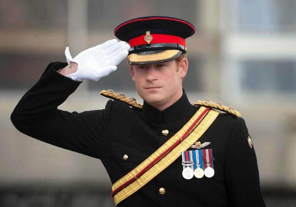 Prince Harry to quit British army after 10 years