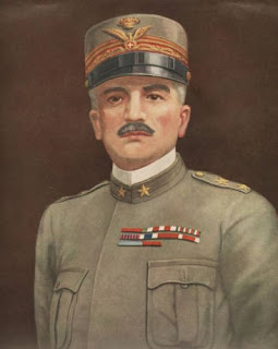 General Armando Diaz led the defeat of the Austro-Hungarian army after replacing Cadorna