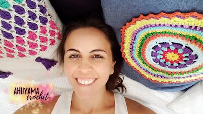 imagen rincón crochetil ahuyama crochet
