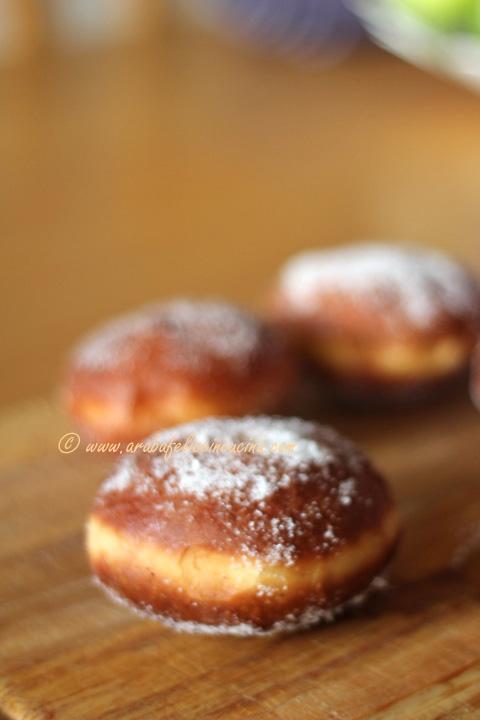 Ricetta Krapfen Perfetti.Krapfen Quelli Perfetti Arabafelice In Cucina