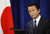 Ο αναπληρωτής πρωθυπουργός της Ιαπωνίας, Τάρο Άσο