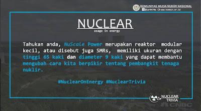 NuScale SMR pertama yang mendapatkan izin dari US-NRC