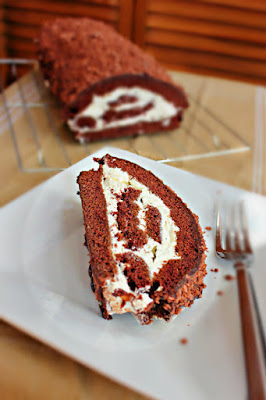 Chocolate Swiss Cake Recipe