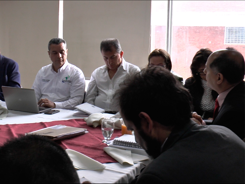 También se levantó la mesa de negociaciones del Sector Justicia