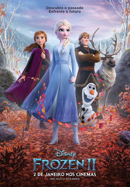 [Crítica]  Frozen 2