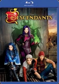 Descendientes (2015) Dvdrip Latino