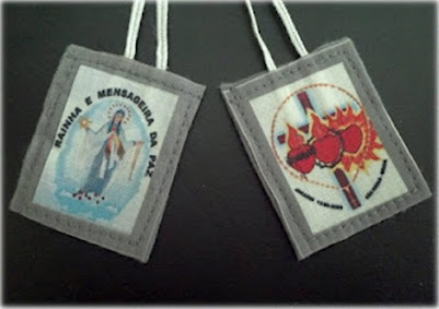 Jacareí, September 13th, 2003 - The Holy Gray Peace's Scapular Revelation's
