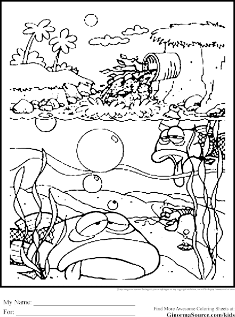 Hawaiian Coloring Pages New