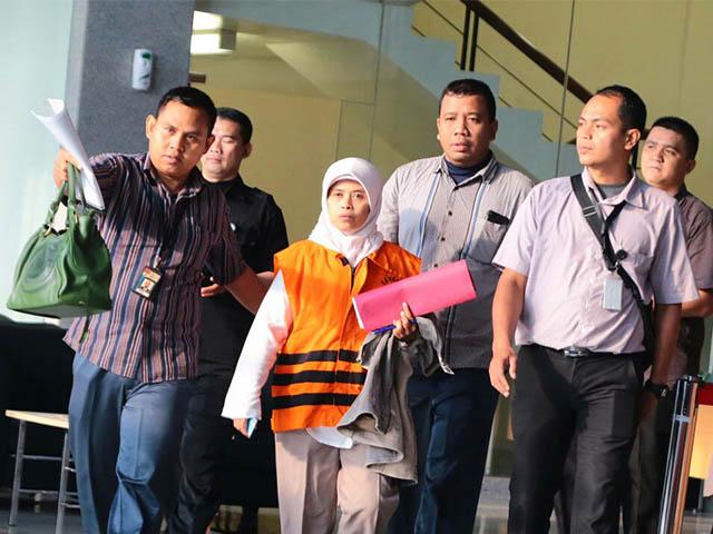 Vonis Bersalah, Dian Lestari Tak Lagi Menerima Gaji DPRD