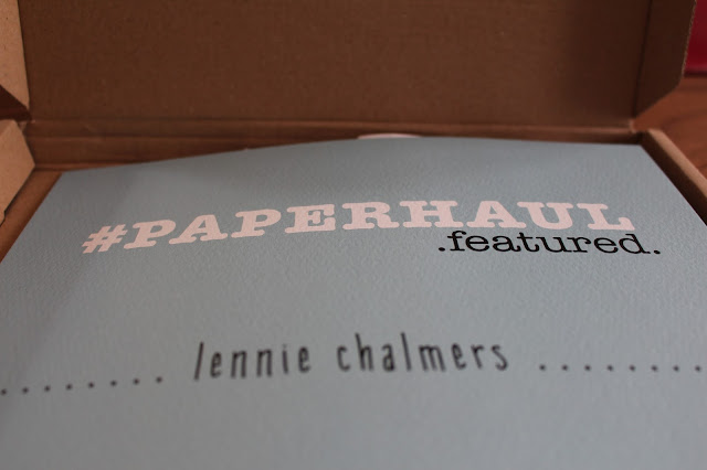 Lennie Chalmers Paperhaul Box