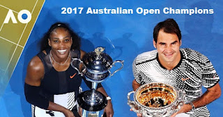 list of australian open champions 2017