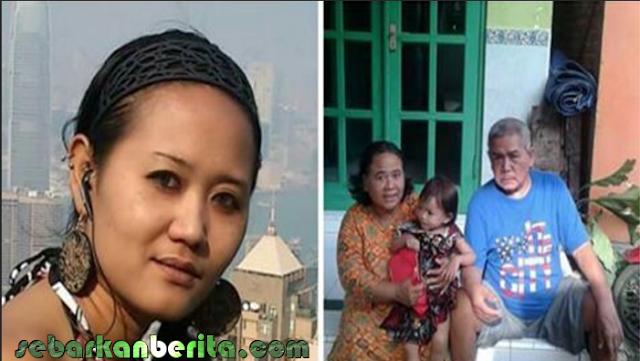 Tkw Hongkong Ini Tega Membuang Keluarganya , Begitu Di Inbox Keluarga Langsung Di Blokir.