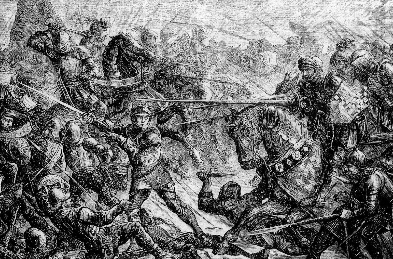 Modern Medievalism: Palm Sunday 1461: the bloodiest battle ... - photo#20