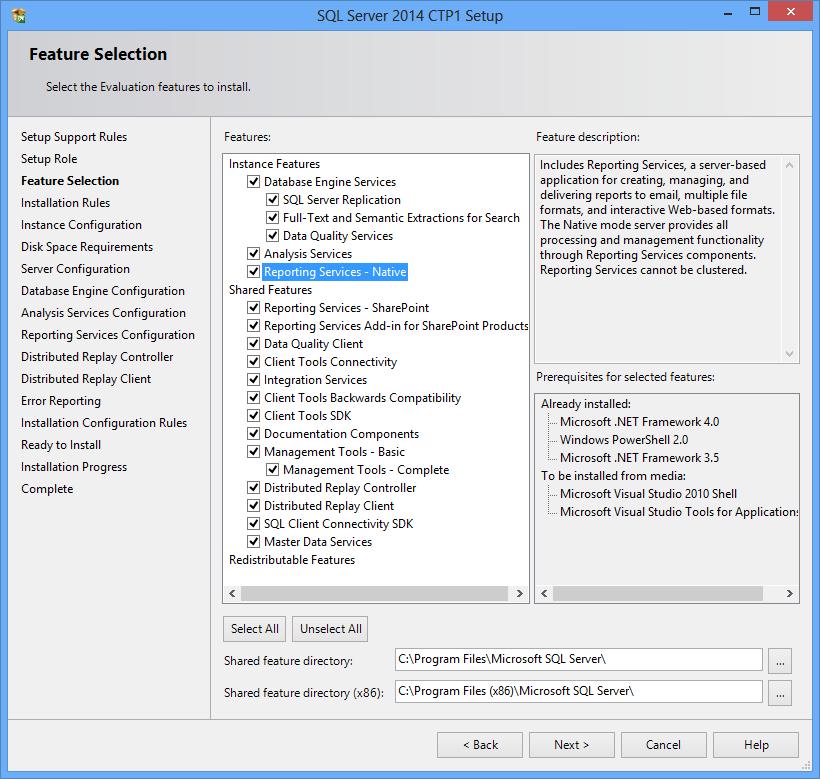 Error Log: Can Install Microsoft Application Error Reporting