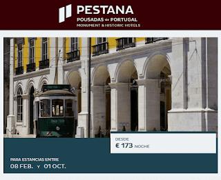 Pestana Hotel Group cupón descuento