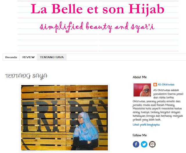 La Belle et son Hijab