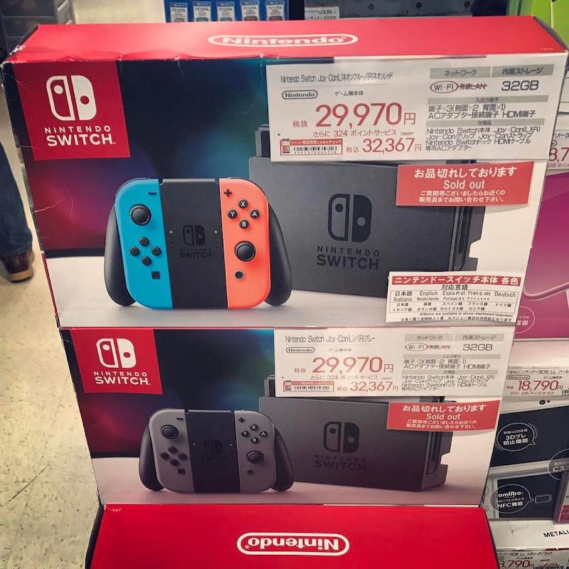 【Nintendo Switch】争奪戦の収束時期を予測