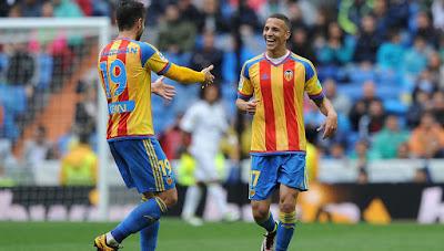 Valencia 5 Klub Besar yang Tak Bermain di Kompetisi Eropa Musim 2016/17