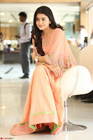 Avantika Mishra Looks beautiful in peach anarkali dress ~  Exclusive Celebrity Galleries 020.JPG