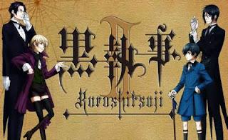 Kuroshitsuji Season 2 BD Episode 1-12 [END] Subtitle Indonesia