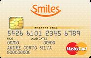 Pedir cartão de crédito Smiles