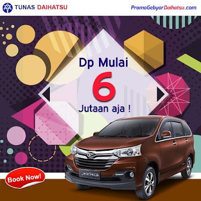 Promo Kredit Daihatsu Xenia September 2017 Jakarta Timur