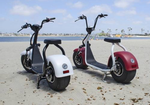 Tinuku Path Scooters launches fat wheeled e-scooter for all terrain