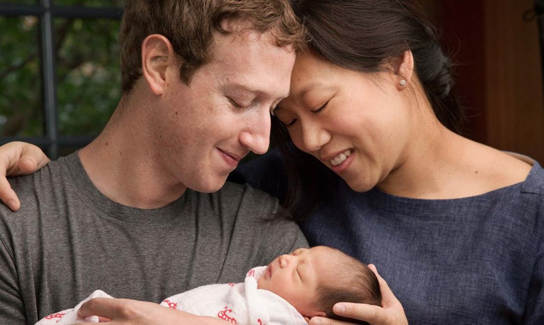 祖克柏夫妻升格當爸媽,慨捐1兆4700億元慈善基金為女兒「慶生」