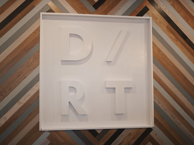 DIRT Miami Restaurant Sign