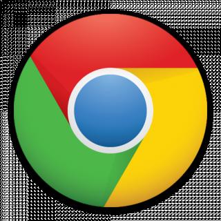 Google Chrome última versión estable.