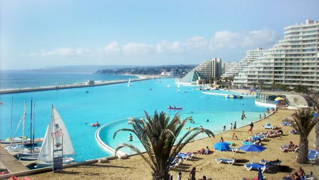 San Alfonso Del Mar Resort >> Crystal Lagoon, The World's Largest Swimming Pool ...