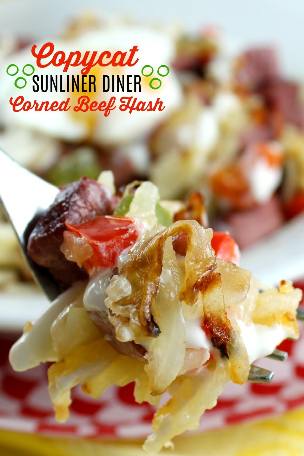 Recipe: Copycat Sunliner Diner Corned Beef Hash