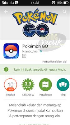 Cara Instal aplikasi android yang tidak tersedia di indonesia