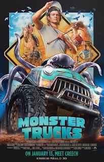 Watch Monster Trucks (2016) movie free online