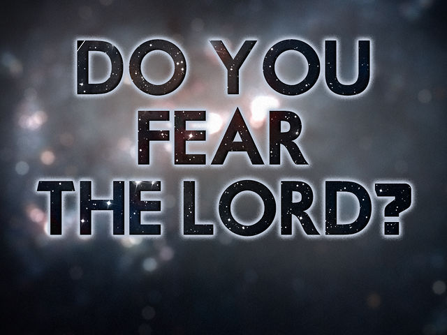 Who Do You Fear? – RCCG Open Heavens Devotional Friday 2nd August 2013