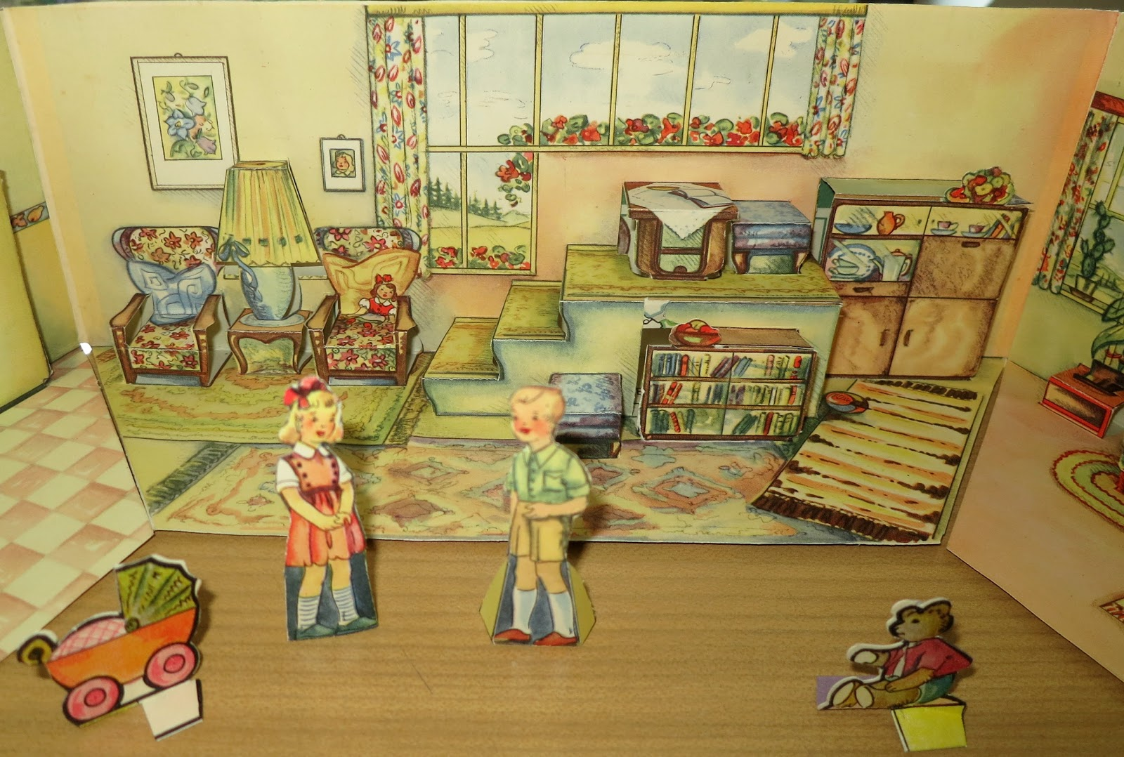 Playmobil Puppenhaus Küche