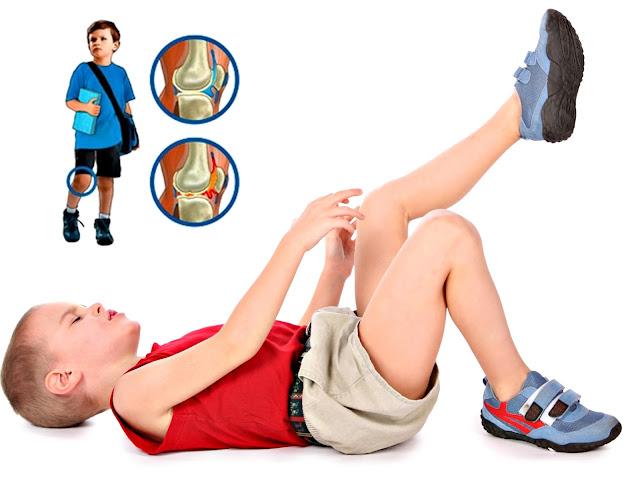 Artritis inflamación articulaciones adolescentes