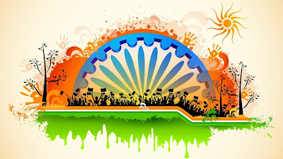 Happy Republic Day 2017 Wallpapers for Facebook