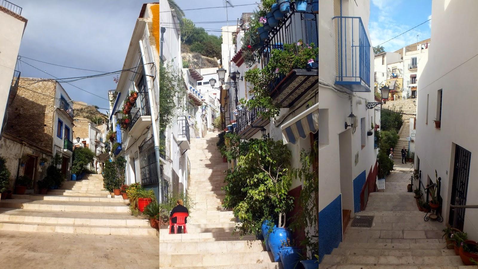 calles de Alicante turísticas