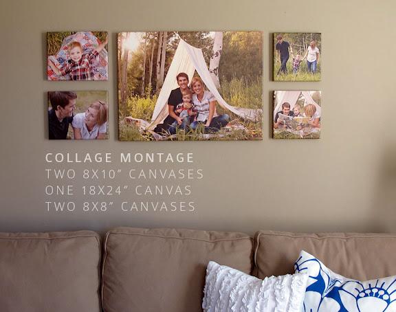 Marta Writes Large Family Photos Easy Canvas Prints