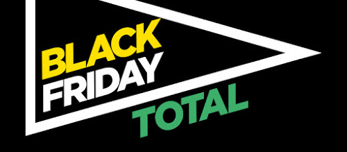 Top 15 ofertas Black Friday Total 2019 de El Corte Inglés