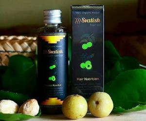 Svatish - Nutrisi Rambut Varash