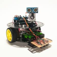 RF Controlled Robotic Vehicle With Metal Detection Project