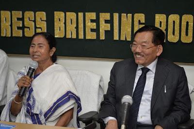 chief minister mamata banerjee, pawan chamling