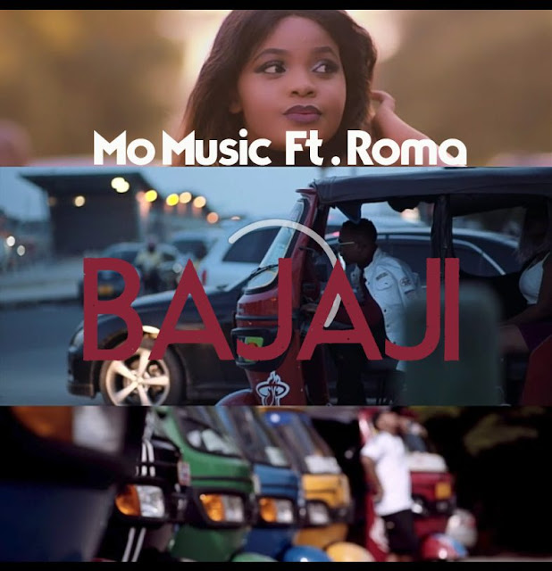 Mo music Ft Roma - Bajaji Video