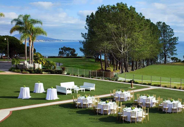San Clemente Wedding Venues Laguna Cliffs Marriott Resort & Spa Dana Point Ca