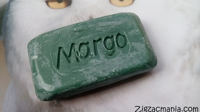 Margo Original Neem Bathing Soap Color